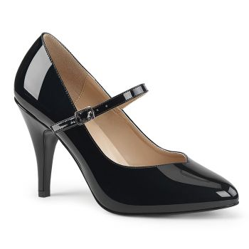 Maryjane Pumps DREAM-428 - Patent Black