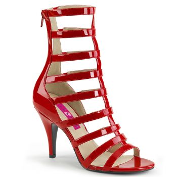 Sandals DREAM-438 - Patent Red