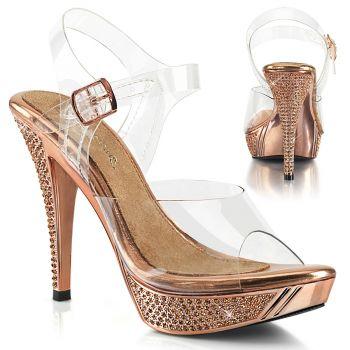 Sandal ELEGANT-408 - Rose Gold