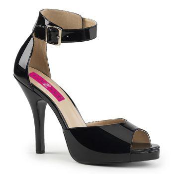 Sandal EVE-02 - Patent Black