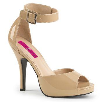 Sandal EVE-02 - Patent Cream