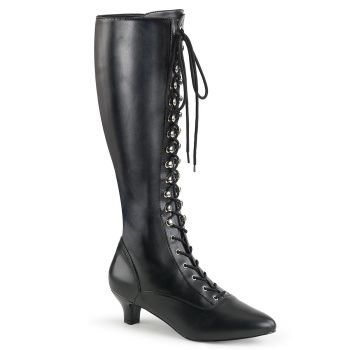 Boots FAB-2023 - PU Black