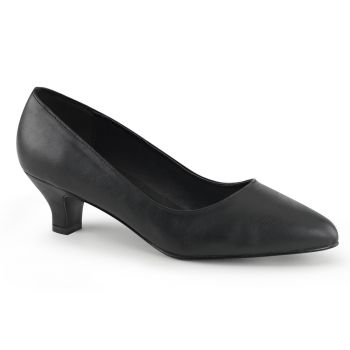 Pumps FAB-420 - Matte Black