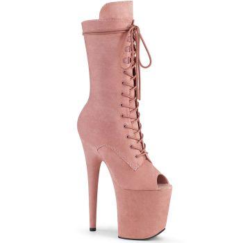Extreme Platform Heels FLAMINGO-1051FS - Baby Pink