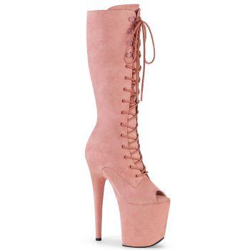Extreme Platform Heels FLAMINGO-2051FS - Baby Pink