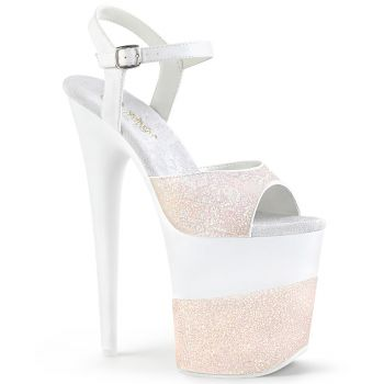 Extreme High Heels FLAMINGO-809-2G - Opal Pink