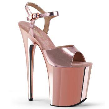 Extreme Platform Heels FLAMINGO-809 - Rose