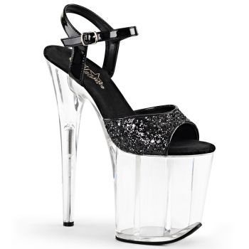 Platform High Heels FLAMINGO-810 - Black