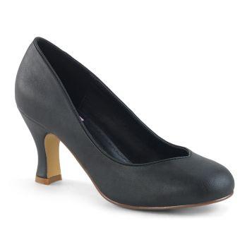 Kitten Heels FLAPPER-40 - Black