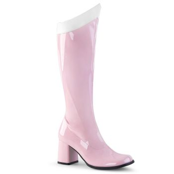 "Boots ""Wonder Woman"" GOGO-306 - Pink*"