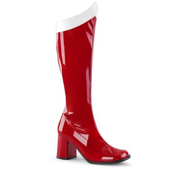 """Boots """"Wonder Woman"""" GOGO-305 - Red"""