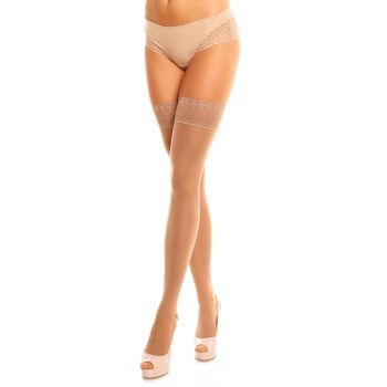 Hold Up Support Stockings VITAL 40 - Make-Up