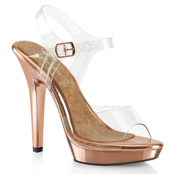 Sandal LIP-108 - Rose Gold