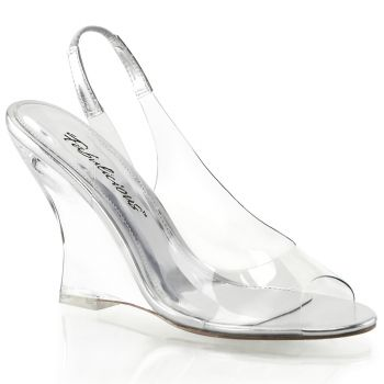 Wedges LOVELY-450 - Silver