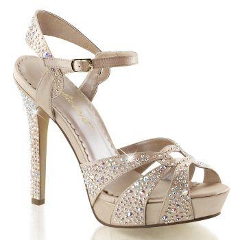 Platform Sandal LUMINA-23 - Champagne