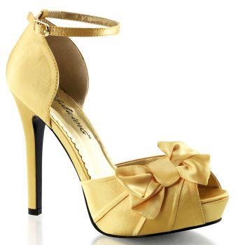 Peep Toes LUMINA-36 - Yellow*