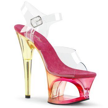 High Heels Sandal MOON-708MCT - Pink