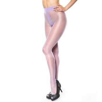 Crotchless Tights P101 - Light Violet*