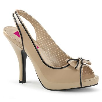 Peeptoes PINUP-10 - Cream