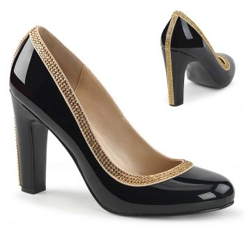Pumps QUEEN-04 - Black