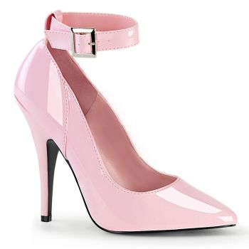 Pumps SEDUCE-431 - Patent Baby Pink