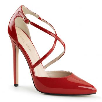 Stiletto SEXY-26 - Patent Red
