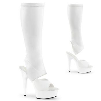 Boot Mules DELIGHT-2022 - PU White