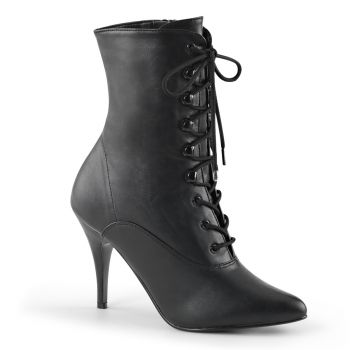 Ankle Boots VANITY-1020 - Matte Black