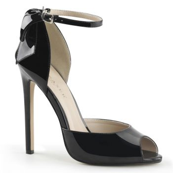 Stiletto SEXY-16 - Patent Black