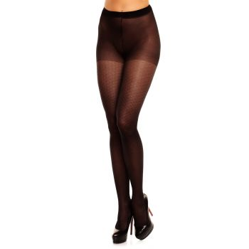 Tights HONEY 20 - Black