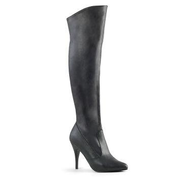 Knee Boot VANITY-2013 - Black