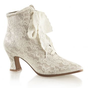 Ankle Boots VICTORIAN-30 - Champaign