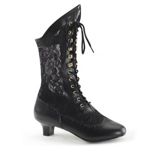 Ankle Boots DAME-115 - Black