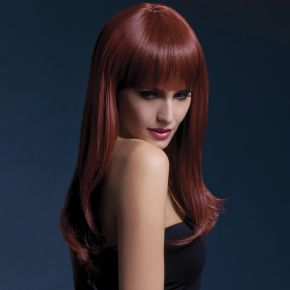 Longhair Wig SIENNA - Auburn