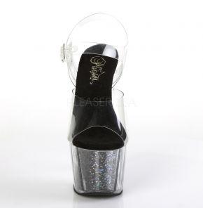 Platform High Heels ADORE-708CG - Black
