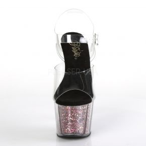 Platform High Heels ADORE-708CG - Pink