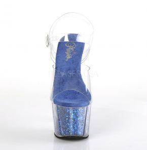 Plateau Sandalette ADORE-708G - Royal Blue