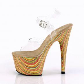 Platform Sandal ADORE-708JB - Retro