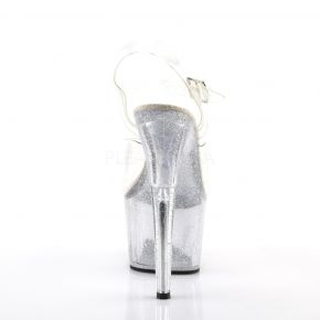 Plateau High Heels ADORE-708MG - Klar