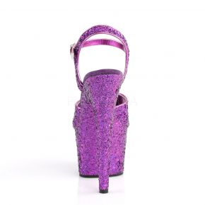 Platform High Heels ADORE-710LG - Purple
