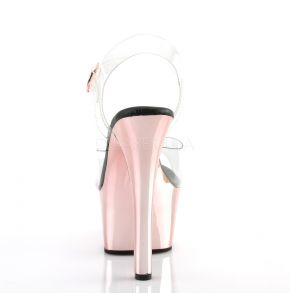 Platform High-Heeled Sandal ASPIRE-608 - Rose